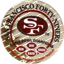 Team NFL (Laserform 1993) San-Francisco-Forty-Niners.