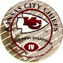 Team NFL (Laserform 1994) Kansas-City-Chiefs.