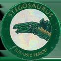 The Dinosaur Collection 1-6-stegosaurus.
