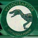 The Dinosaur Collection 1-8-Velociraptor.