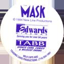 The Mask Back.