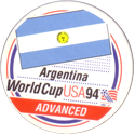 World Cup USA 94 Argentina-Advanced.
