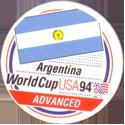 World Cup USA 94 Argentina-Advanced.