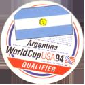 World Cup USA 94 Argentina-Qualifier.