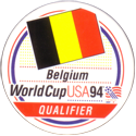 World Cup USA 94 Belgium-Qualifier.