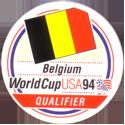 World Cup USA 94 Belgium-Qualifier.