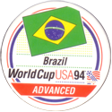 World Cup USA 94 Brazil-Advanced.