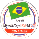 World Cup USA 94 Brazil-Qualifier.