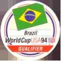 World Cup USA 94 Brazil-Qualifier.