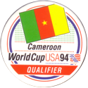 World Cup USA 94 Cameroon-Qualifier.