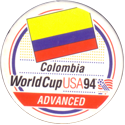 World Cup USA 94 Colombia-Advanced.