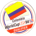 World Cup USA 94 Colombia-Qualifier.