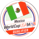 World Cup USA 94 Mexico-Qualifier.