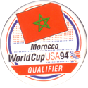 World Cup USA 94 Morocco-Qualifier.