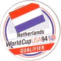 World Cup USA 94 Netherlands-Qualifier.