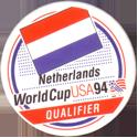World Cup USA 94 Netherlands-Qualifier.