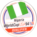 World Cup USA 94 Nigeria-Qualifier.