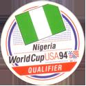 World Cup USA 94 Nigeria-Qualifier.
