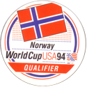World Cup USA 94 Norway-Qualifier.