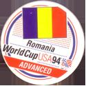 World Cup USA 94 Romania-Advanced.