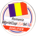 World Cup USA 94 Romania-Qualifier.