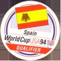 World Cup USA 94 Spain-Qualifier.