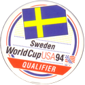 World Cup USA 94 Sweden-Qualifier.