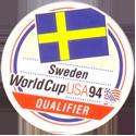 World Cup USA 94 Sweden-Qualifier.