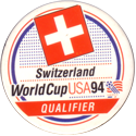 World Cup USA 94 Switzerland-Qualifier.