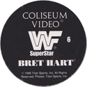 World Wrestling Federation (WWF) Coliseum Video Set Back.