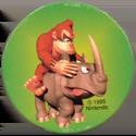Wrigley's Gum Nintendo 17-Donkey-Kong-Rhino.