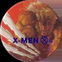 X-Men > Red card Sabretooth.