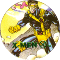 X-Men > White card Cyclops.