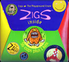 Zigs packets and cards Packet.