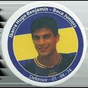 Panini Caps > Apertura 2006 022-Ibarra-Hugo-Benjamin---Boca-Juniors.