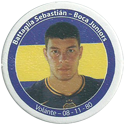 Panini Caps > Apertura 2006 024q-Battaglia-Sebastián---Boca-Juniors.