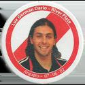 Panini Caps > Apertura 2006 027q-Lux-Germán-Darío---River-Plate.