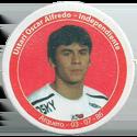 Panini Caps > Apertura 2006 035q-Ustari-Oscar-Alfredo---Independiente.