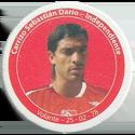 Panini Caps > Apertura 2006 038q-Carrizo-Sebastián-Darío---Independiente.