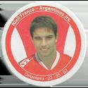 Panini Caps > Apertura 2006 043q-Niell-Franco---Argentinos-Jrs..