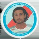 Panini Caps > Apertura 2006 069-Loeschbor-Gabriel-Alejandro---Arsenal.