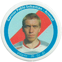 Panini Caps > Apertura 2006 070-Garnier-Pablo-Sebastián---Arsenal.