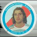 Panini Caps > Apertura 2006 071-Raymonda-Santiago---Arsenal.