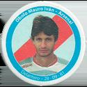Panini Caps > Apertura 2006 072-Obolo-Mauro-Iván---Arsenal.