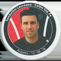 Panini Caps > Apertura 2006 083-Tombolini-Laureano---Colón-Sta.-Fe.