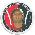 Panini Caps > Apertura 2006 086-Enría-Claudio-Marcelo---Colón-Sta.-Fe.