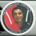 Panini Caps > Apertura 2006 087-Fuertes-Esteban-Oscar---Colón-Sta.-Fe.