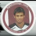 Panini Caps > Apertura 2006 089q-Biglieri-Santiago---Lanús.