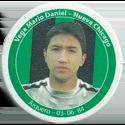 Panini Caps > Apertura 2006 118-Vega-Mario-Daniel---Nueva-Chicago.