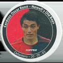 Panini Caps > Apertura 2006 119q-Cardozo-Oscar-René---Newell's-Old-Boys.